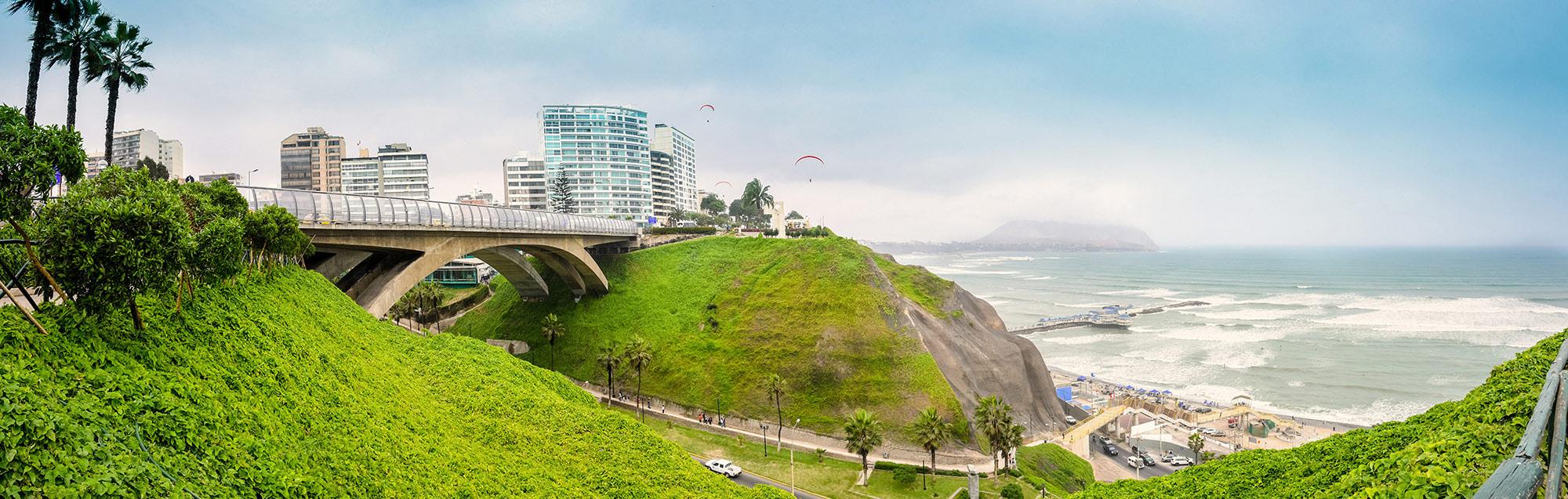 Sprachreise Lima