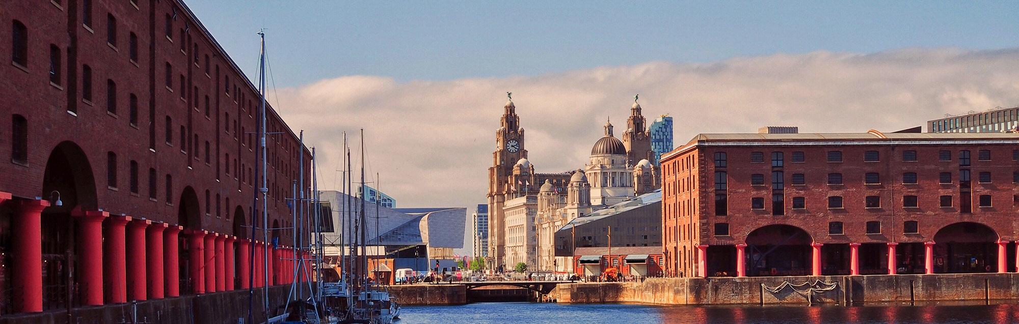 Cursos de inglés en Liverpool