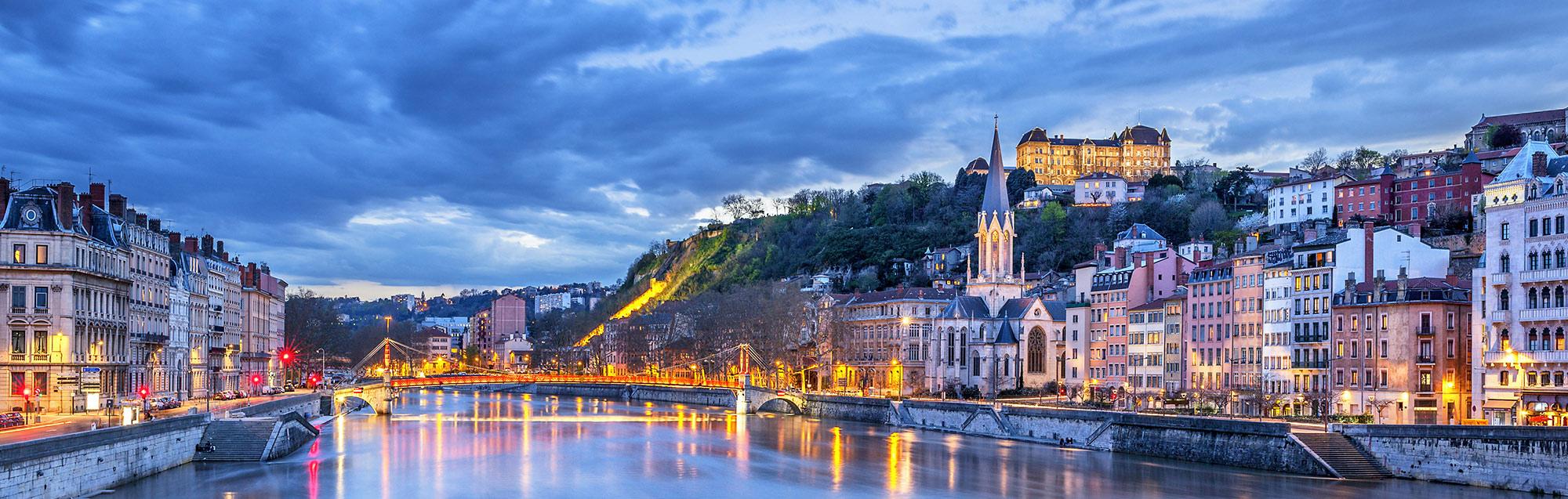 Cursos de francés en Lyon