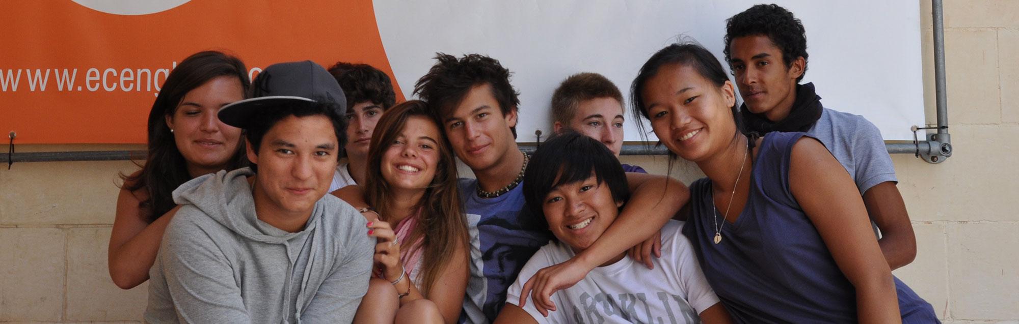 Sprachreisen für Schüler EC Malta