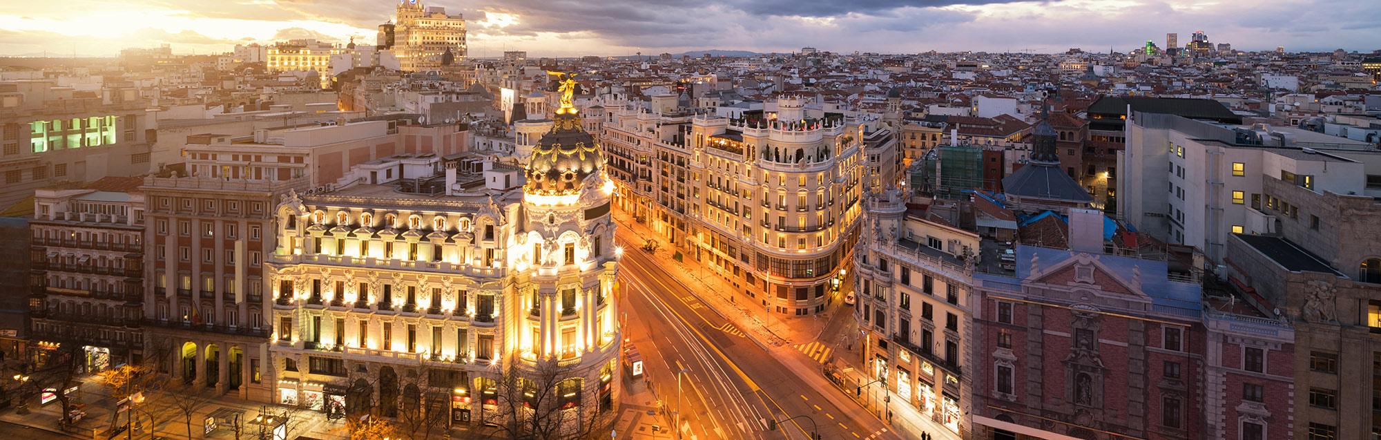 Escuelas de español en Madrid