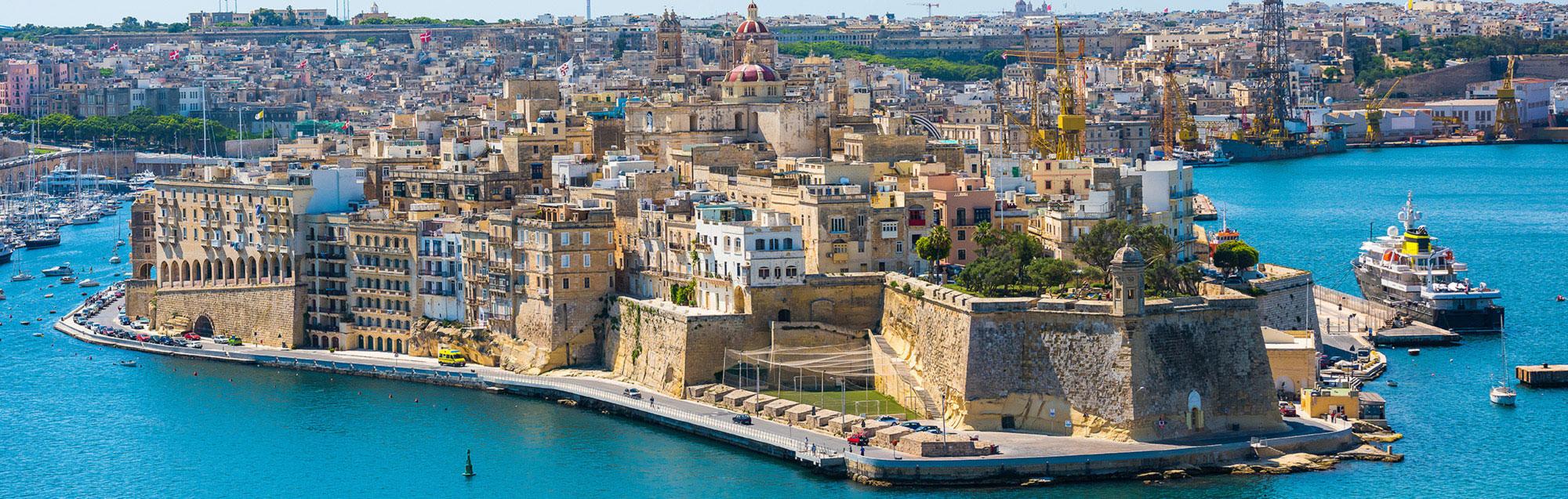 Escuelas de inglés en Malta isla principal