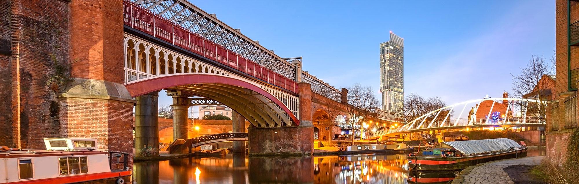 Scuole di lingua a Manchester