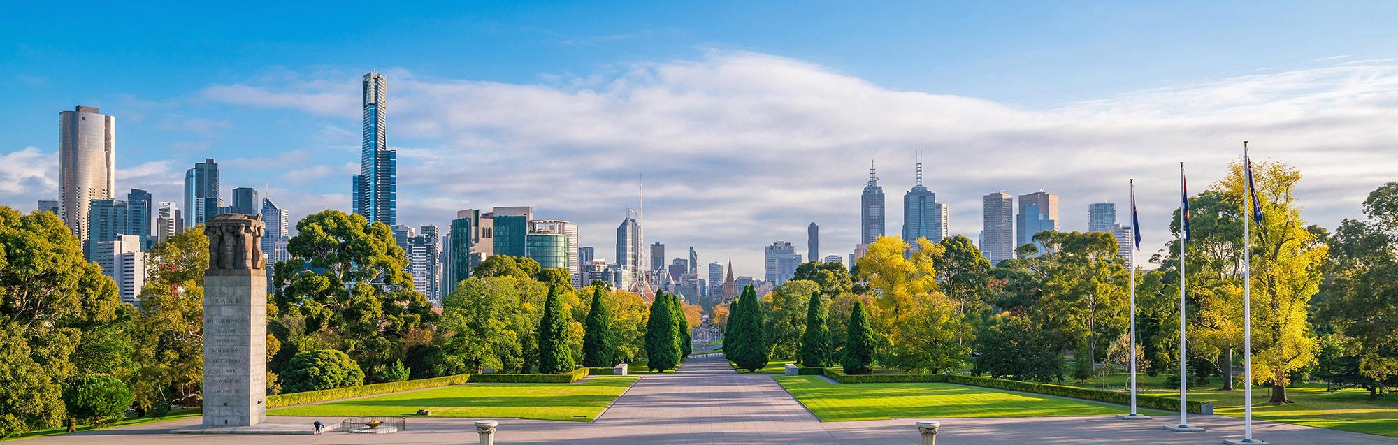 Vacanze studio a Melbourne