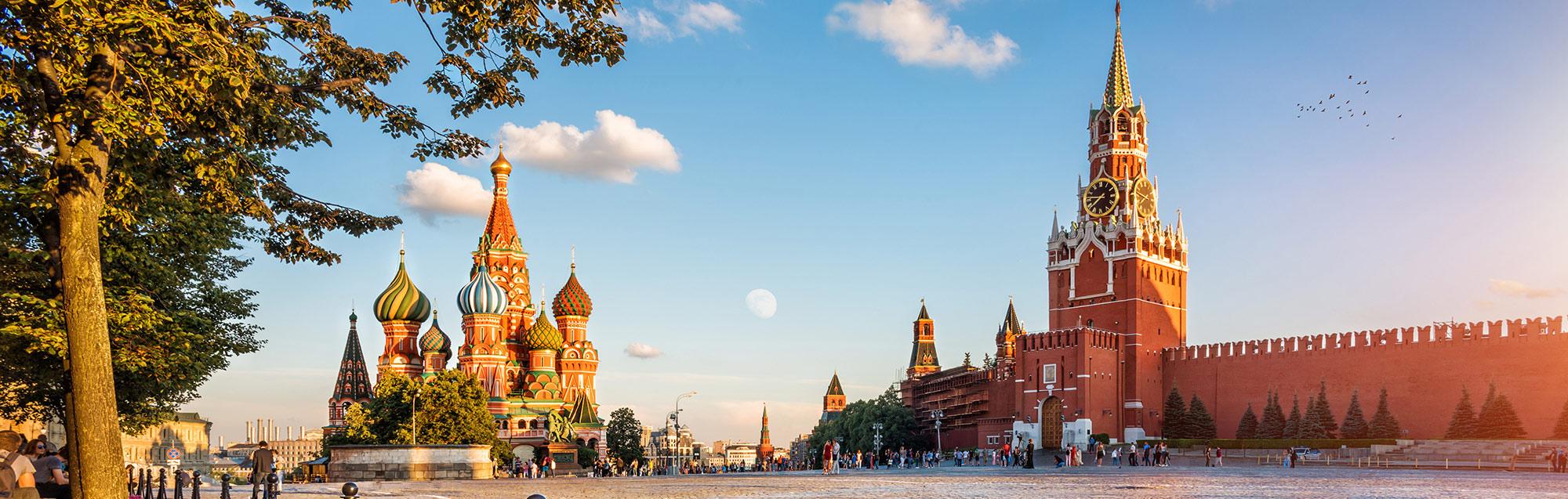 Cursos de ruso en Moscú
