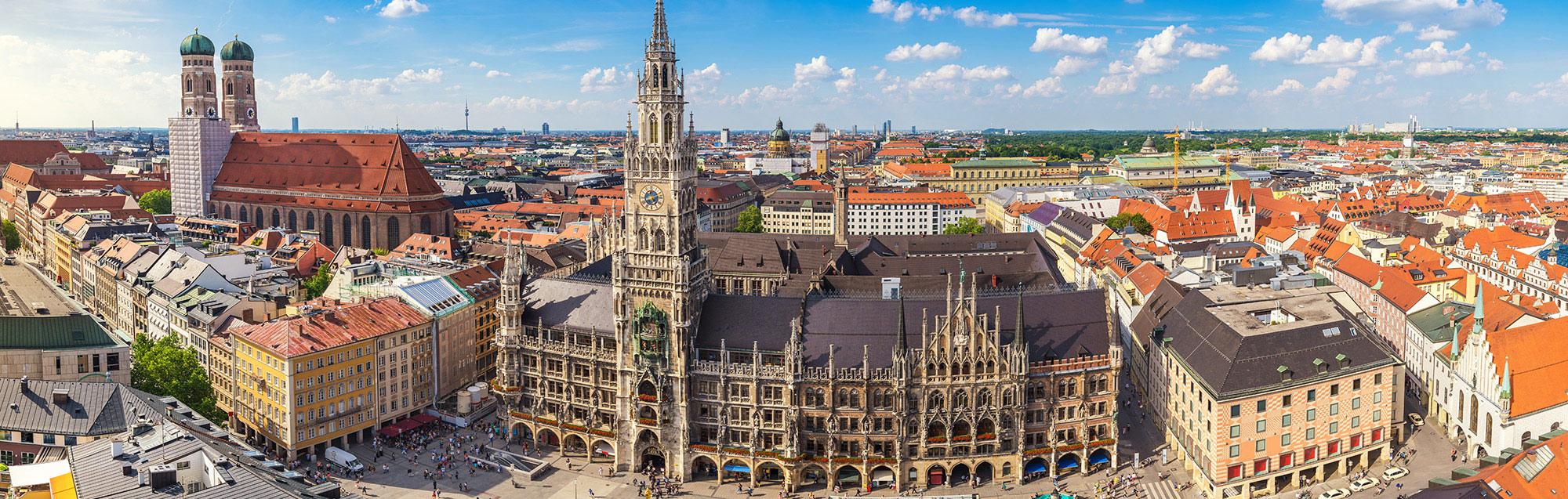Escuelas de alemán en Munich