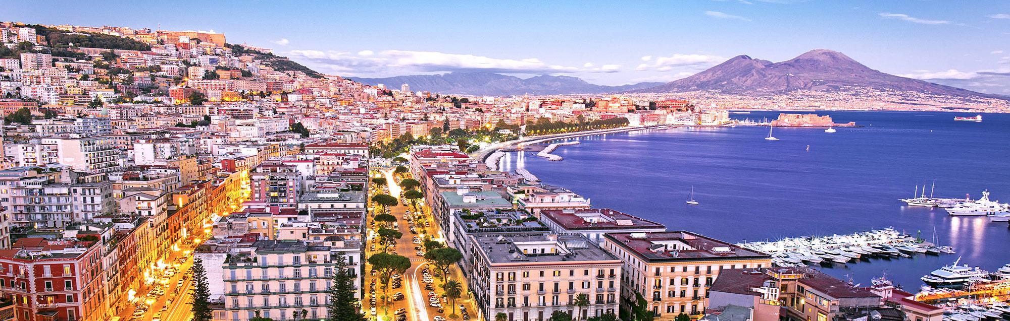 Escuelas de italiano en Nápoles