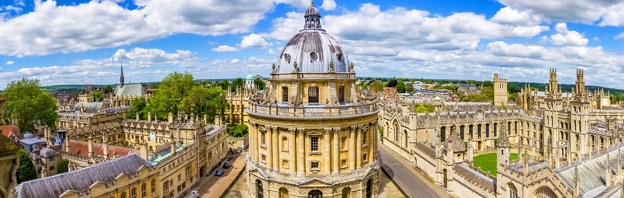 Vacanze studio a Oxford