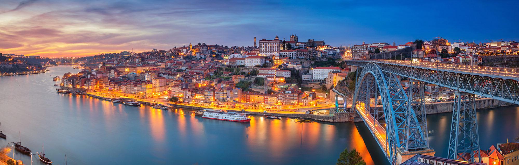 Sprachreise Porto