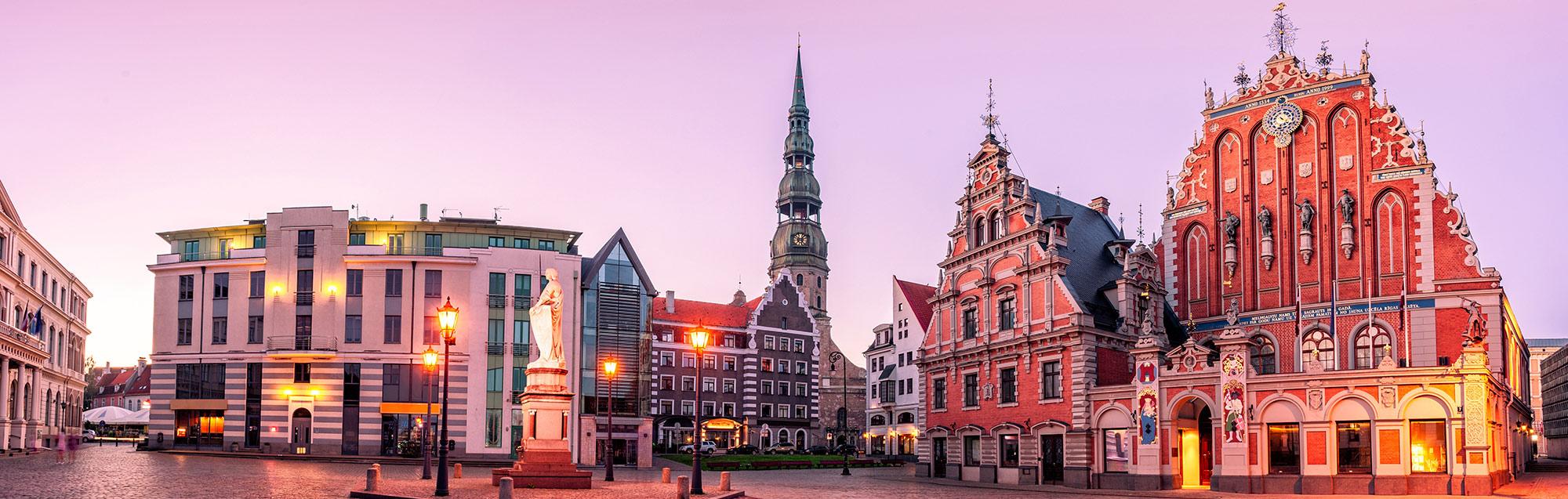 Sprachreise Lettland