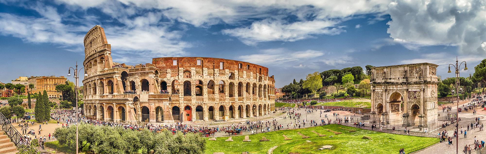 Écoles de langue à Rome