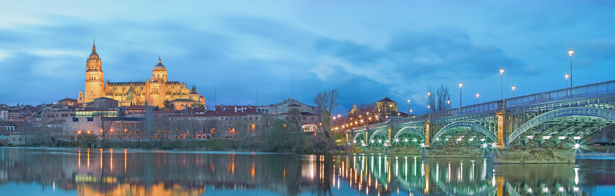 Scuole di lingua a Salamanca
