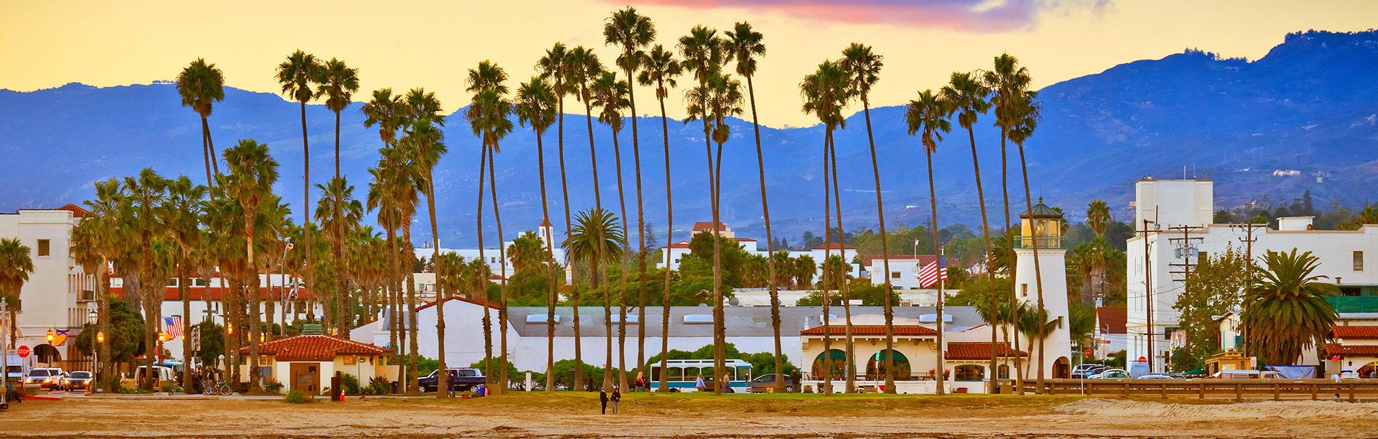 Sprachreise Santa Barbara