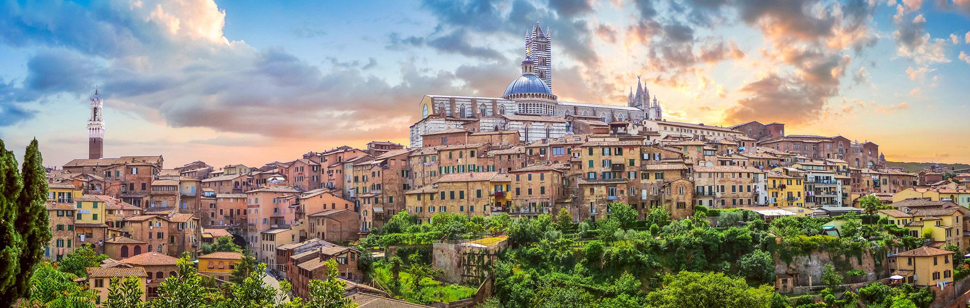 Dein Sprachkurs in einer Sprachschule Siena