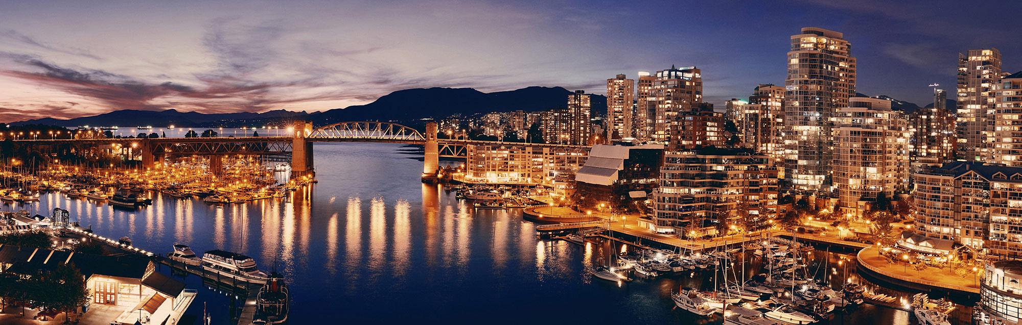 Escuelas de inglés en Vancouver