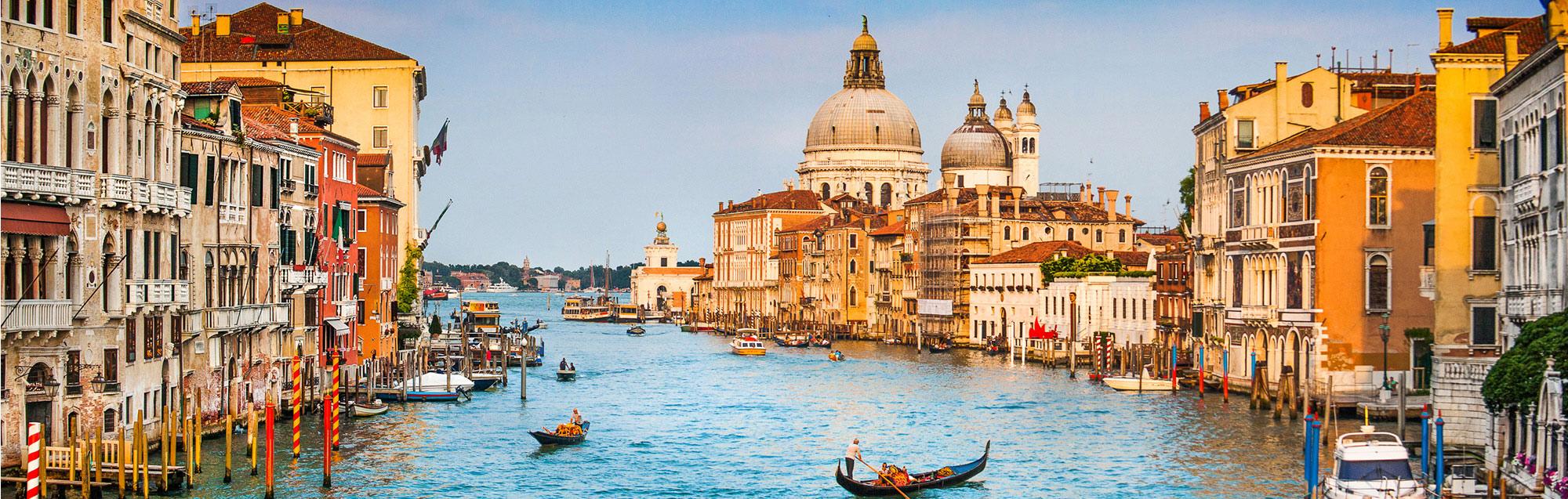 Escuelas de italiano en Venecia
