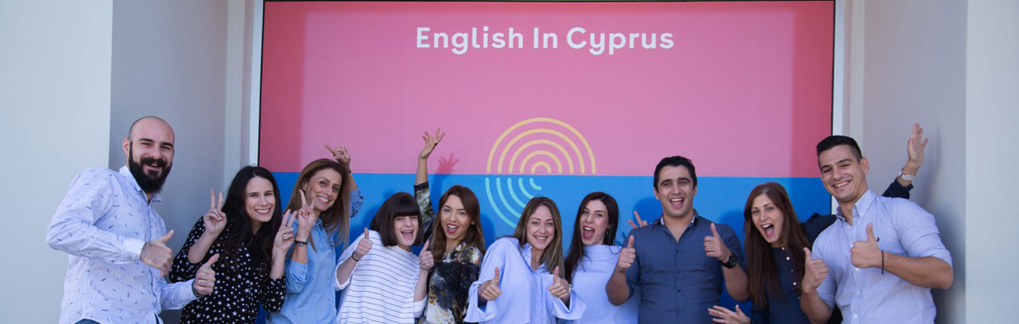 Sprachschule English in Cyprus