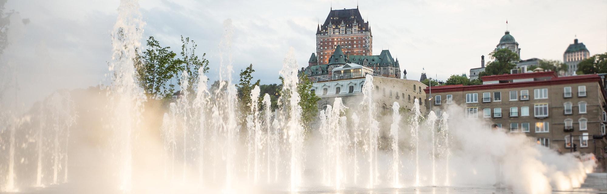 Sprachreisen nach Quebec