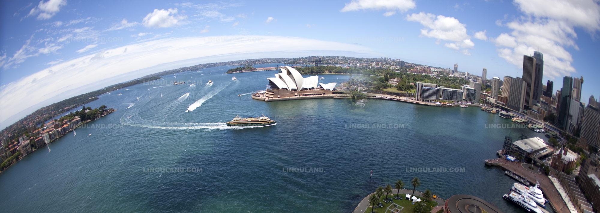 Séjour linguistique à Sydney