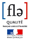 La scuola di lingue e Francese corsi di lingue a EasyFrench sono riconosciuti da FLE FR - qualite
