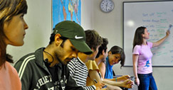 Juniorprogramm Sommer: Standard Sprachkurs + Freizeitprogramm
