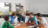 Résidence étudiante (chambre double)