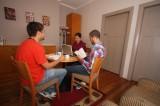 Gastfamilie Einzelzimmer mit Frühstück